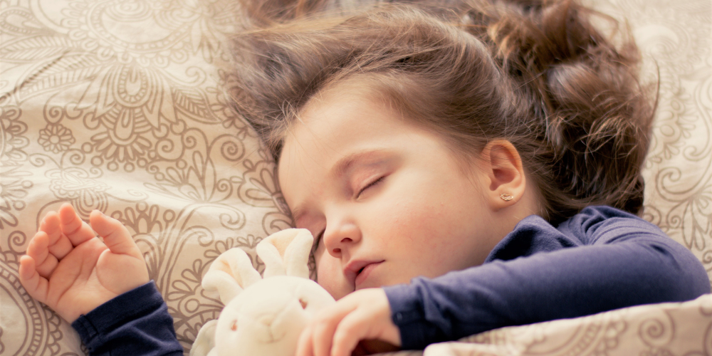 What time should my child go to sleep?