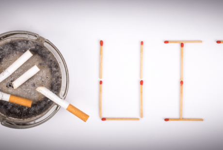 Quitting smoking for the sake of your family