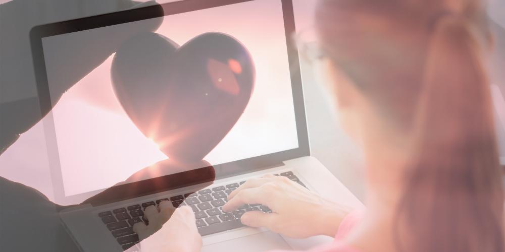 comfort in online dating